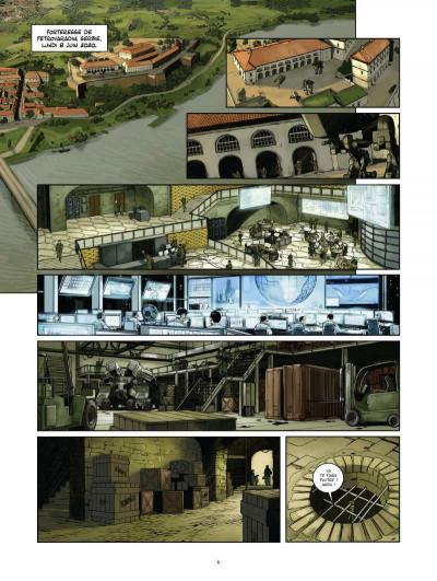 Page 4 seigneurs de guerre tome 2