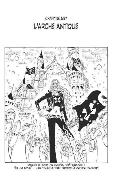 Page 6 One piece tome 65