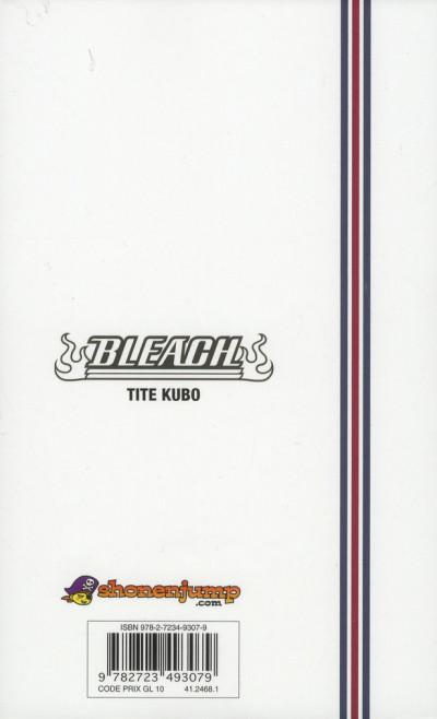 Dos bleach tome 52 - end of bond