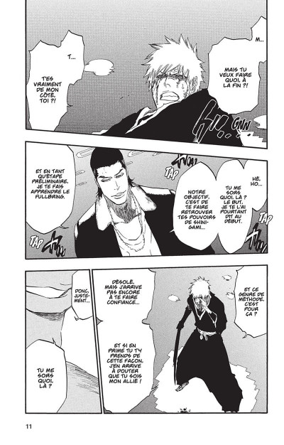Page 0 bleach tome 52 - end of bond