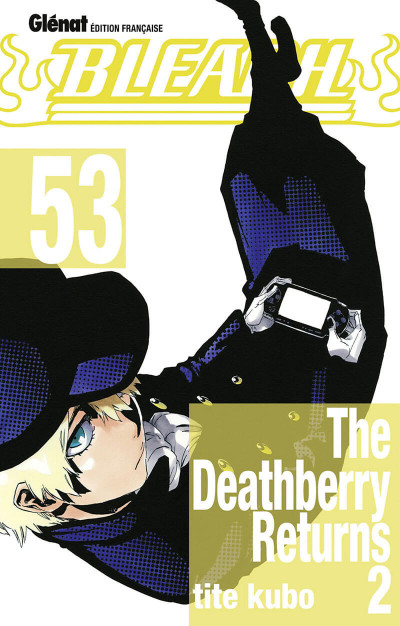 Couverture bleach tome 53 - the deathberry returns 2