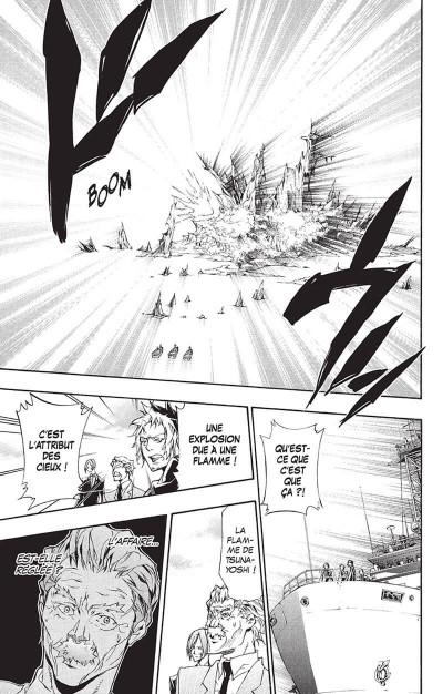 Page 8 reborn tome 36 - voilà la malédiction de l'arc-en-ciel