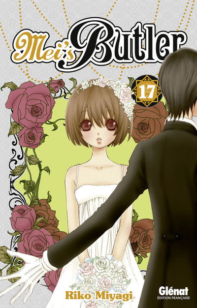 Couverture Mei's butler tome 17