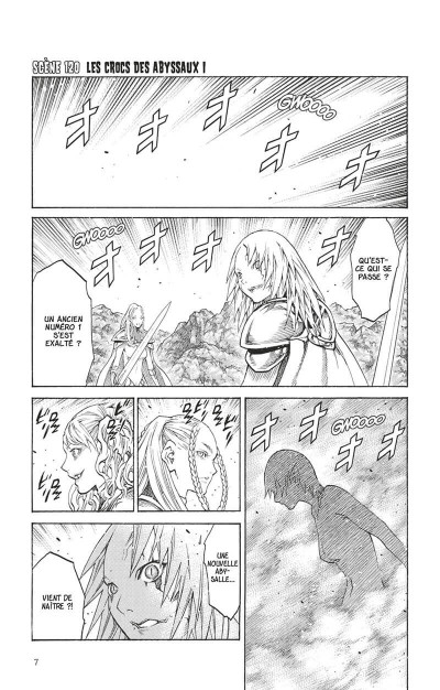 Page 6 Claymore tome 22