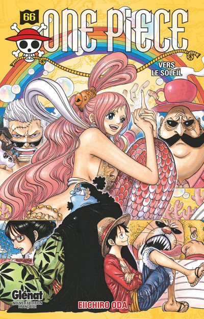 Couverture One piece tome 66
