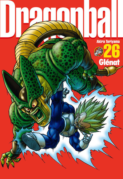 Couverture Dragon ball tome 26 - perfect édition