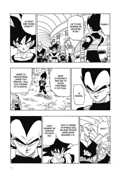 Page 8 Dragon ball tome 26 - perfect édition