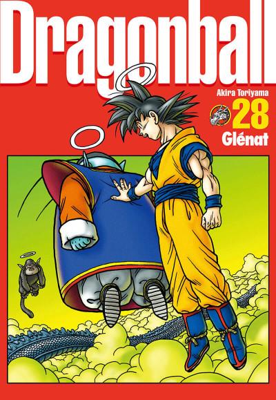 image de dragon ball tome 28 - perfect édition