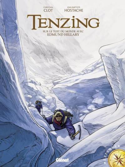 image de Tenzing - sur le toit du monde avec Edmund Hillary