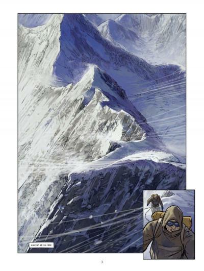 Page 1 Tenzing - sur le toit du monde avec Edmund Hillary