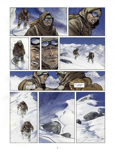 Page 3 Tenzing - sur le toit du monde avec Edmund Hillary