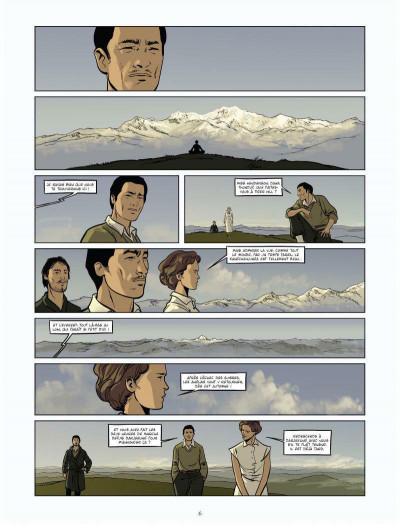 Page 4 Tenzing - sur le toit du monde avec Edmund Hillary