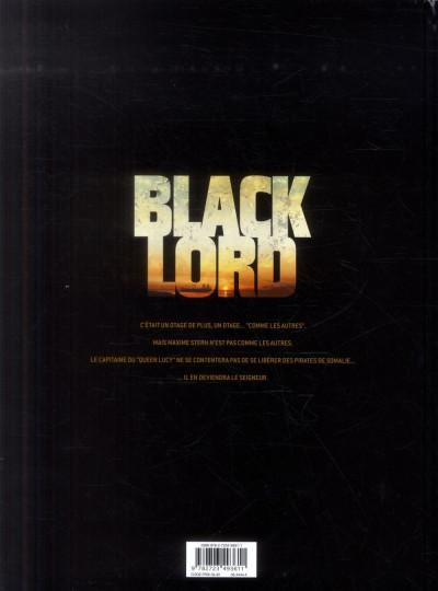 Dos black lord tome 1 - Somalie : année 0