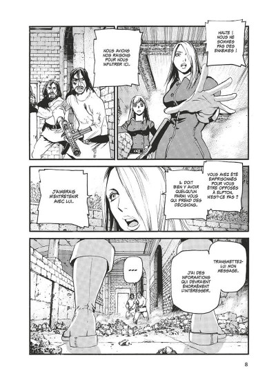 Page 9 peace maker tome 9