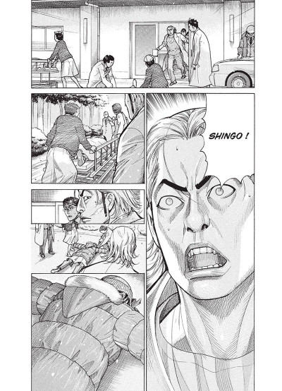 Page 5 team medical dragon tome 23