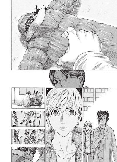 Page 9 team medical dragon tome 23