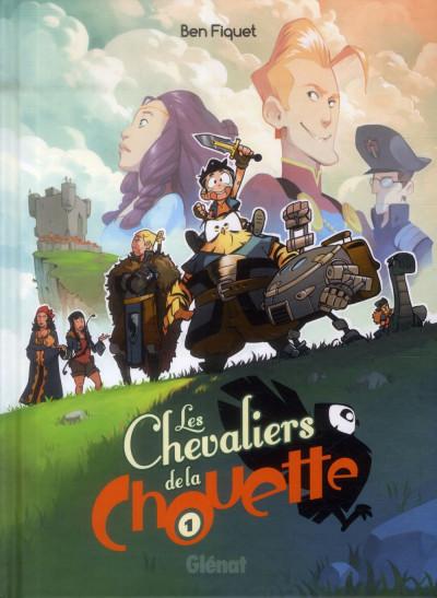 image de les chevaliers de la Chouette tome 1
