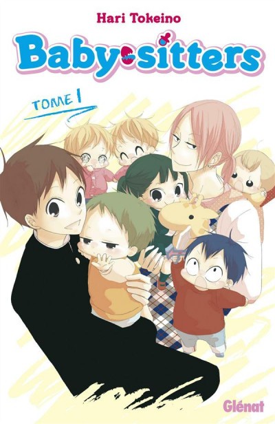 Couverture Baby-sitters tome 1