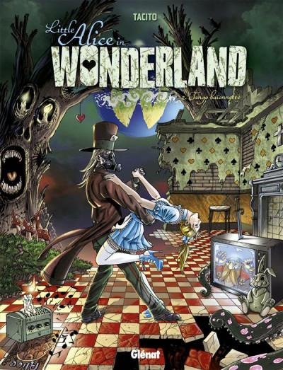 image de Little Alice in wonderland tome 2 - tango baïonnette