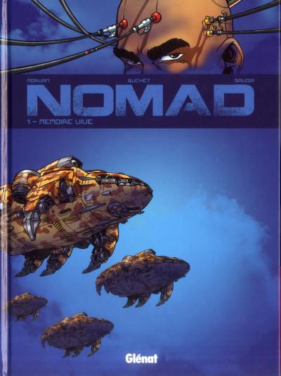 image de nomad - tome 1 (édition 2013)