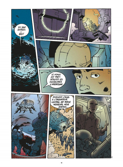 Page 0 nomad - tome 1 (édition 2013)