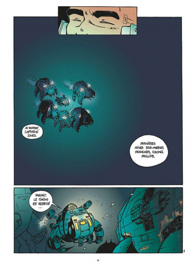 Page 4 nomad - tome 1 (édition 2013)