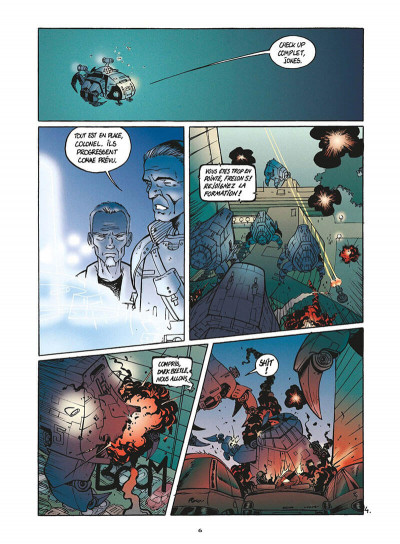 Page 7 nomad - tome 1 (édition 2013)