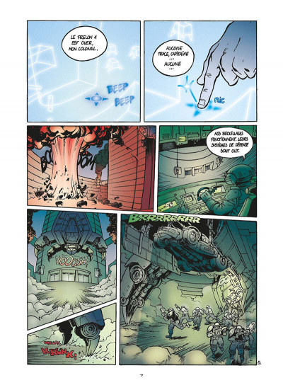 Page 8 nomad - tome 1 (édition 2013)
