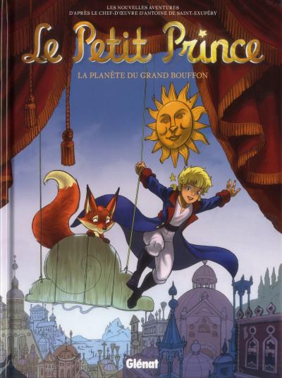 image de le petit prince tome 14 - la planète du Grand Bouffon