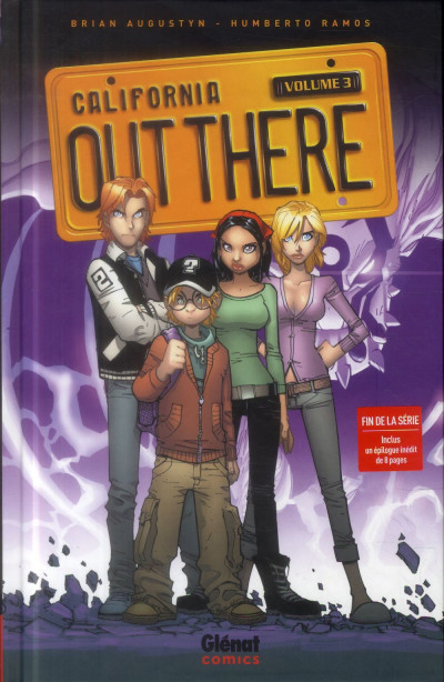 image de out there tome 3