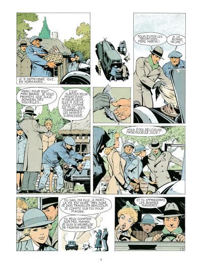 Page 1 Dodo, chronique d'une maison close - intégrale