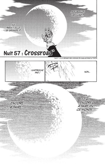 Page 6 D.Gray-man tome 7