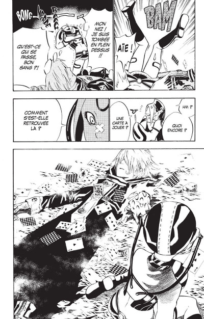 Page 9 D.Gray-man tome 7