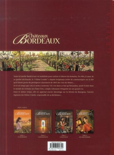 Dos Châteaux Bordeaux tome 5