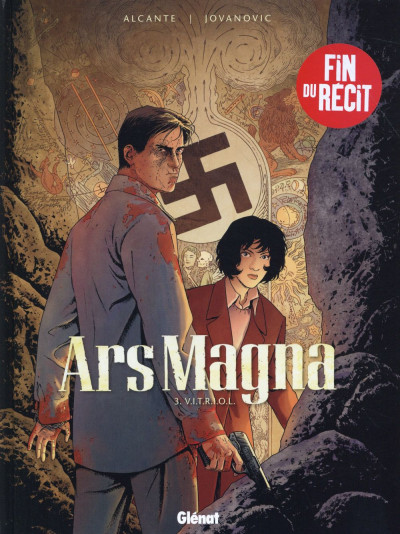 Couverture Ars magna tome 3