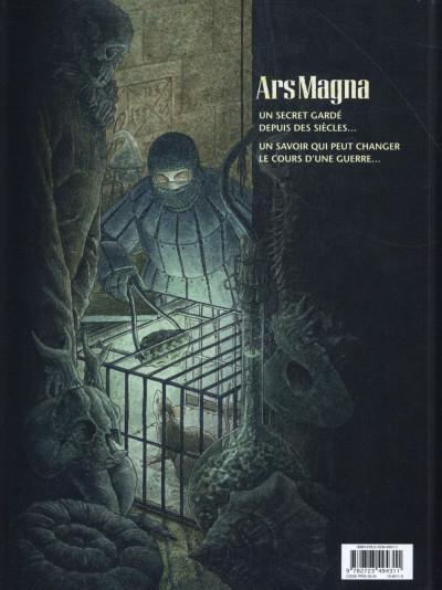 Dos Ars magna tome 3