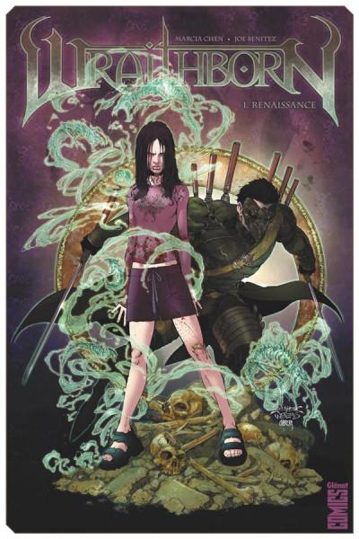 Couverture Wraithborn tome 1