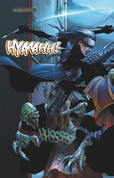 Page 2 Wraithborn tome 1