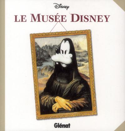 Couverture le musée disney