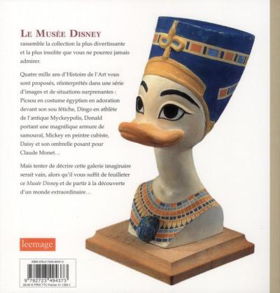 Dos le musée disney