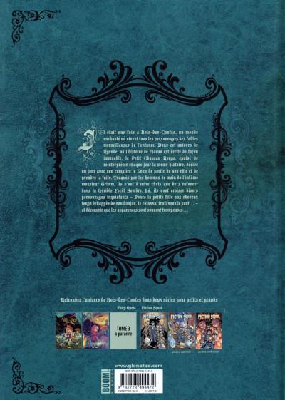 Dos Fairy quest tome 2 - Les parias