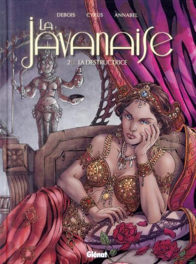 image de La javanaise tome 2 - La Destructrice
