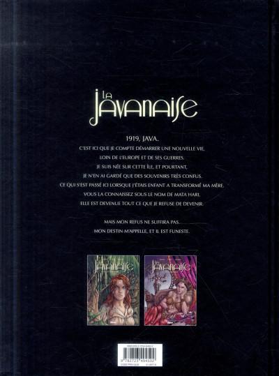 Dos La javanaise tome 2