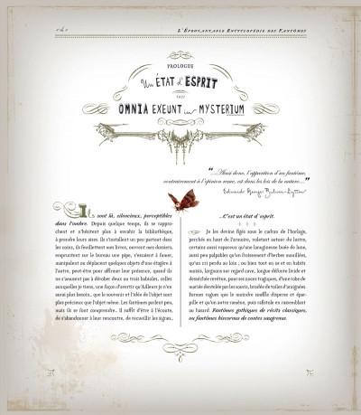 Page 4 l'effroyable encyclopédie des revenants