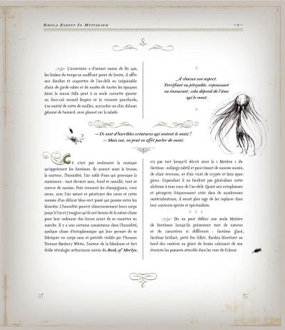 Page 7 l'effroyable encyclopédie des revenants