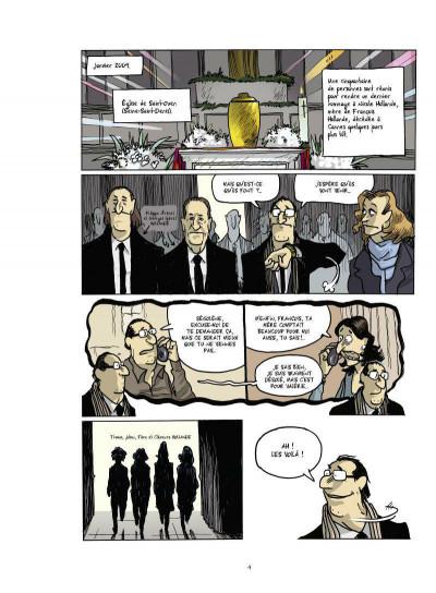 Page 1 Hollande et ses 2 femmes