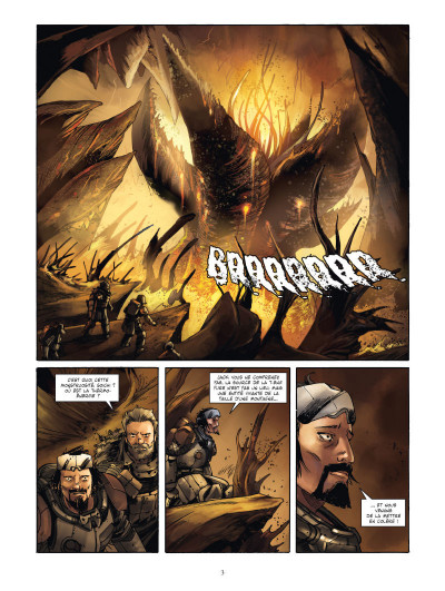 Page 1 lost planet tome 1