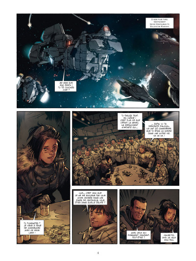 Page 2 lost planet tome 1