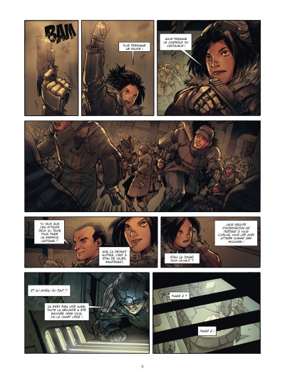Page 4 lost planet tome 1