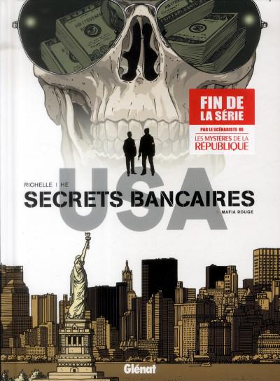 Couverture Secrets bancaires USA tome 6